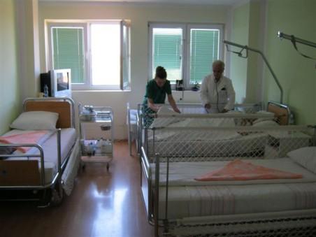 Zdravstvena zaštita u domu za stare Meliorvita